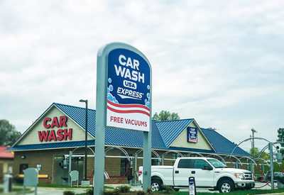 International Car Wash Shop